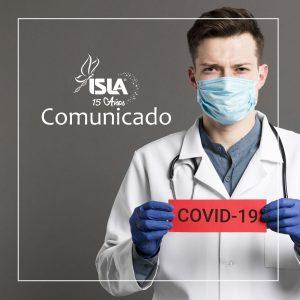 COMUNICADO ISLA COVID-19